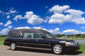 Lincoln Hearse rouwauto