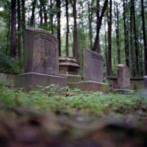 begraven