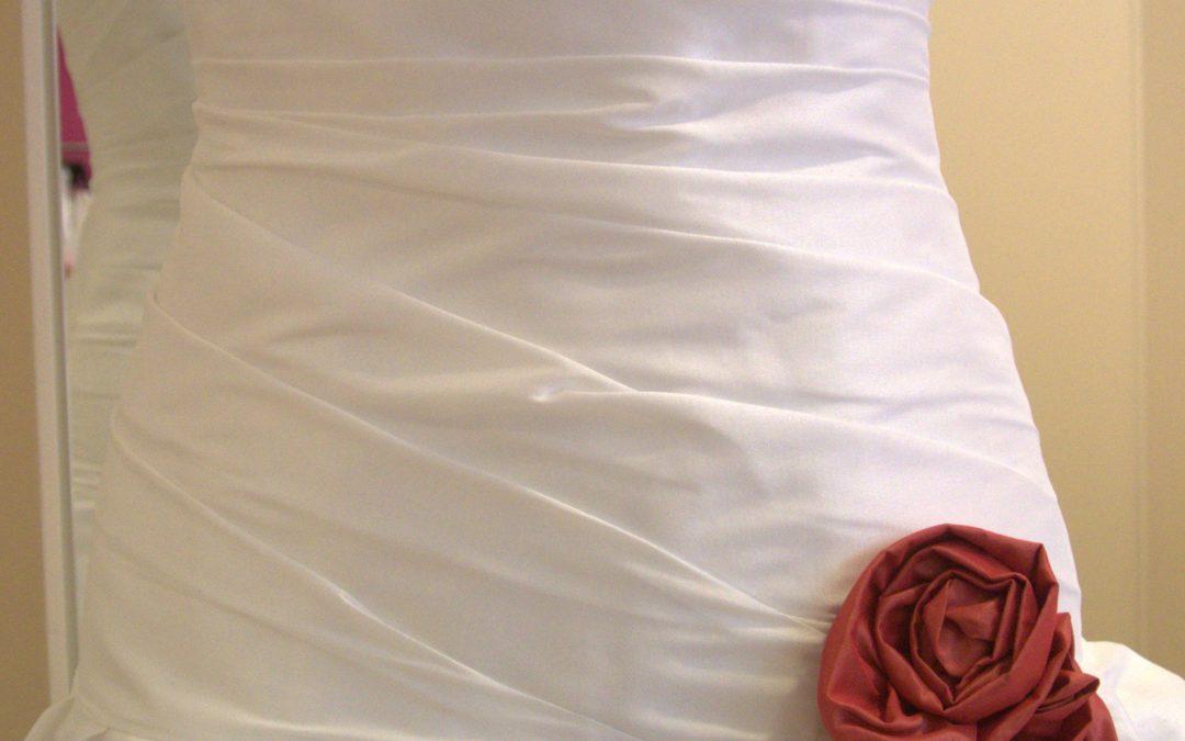 Ons verhaal: De trouwjurk